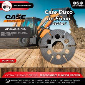 Case Disco de Freno - 196073A1