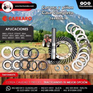 Corona y Piñon Case Completo - 144460A1