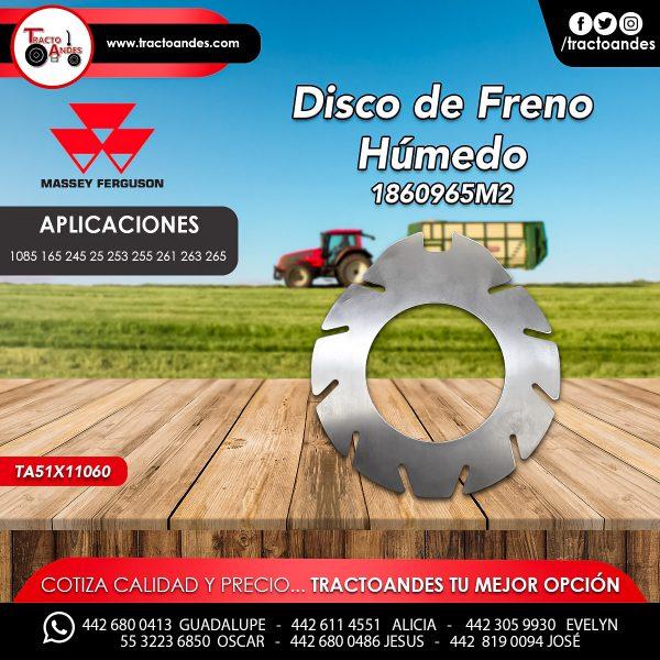 Disco de Freno Húmedo - 1860965M2