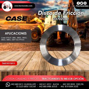 Disco de Fricción - 237023A1