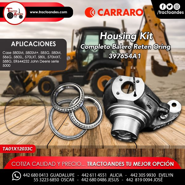 Housing Kit Completo - 397654A1