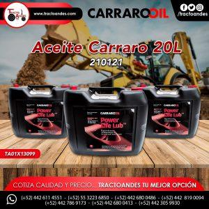 Carraro Oil - Aceite 20L 210121