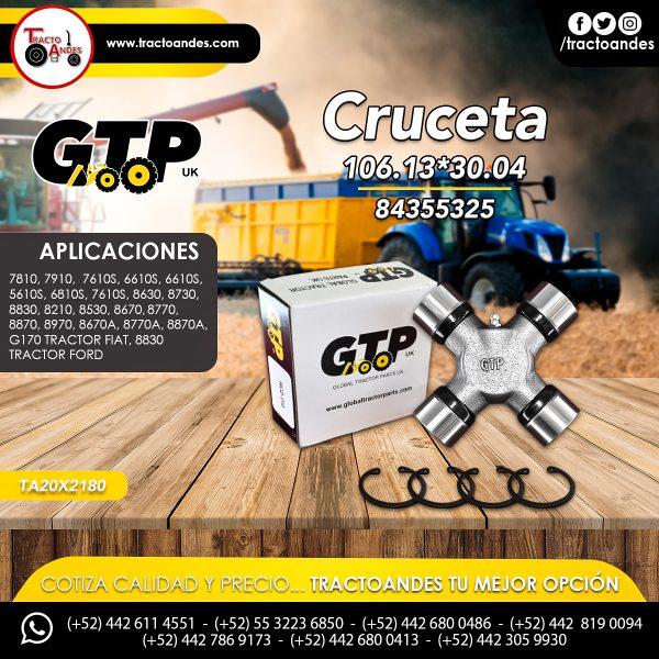 Cruceta - 84355325