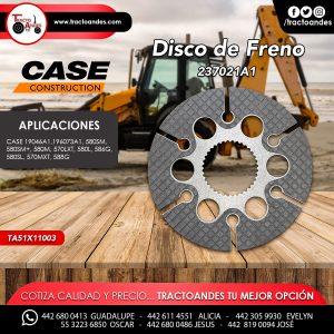 Disco de Freno - 237021A1