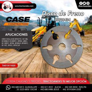 Disco de Freno - 87708434