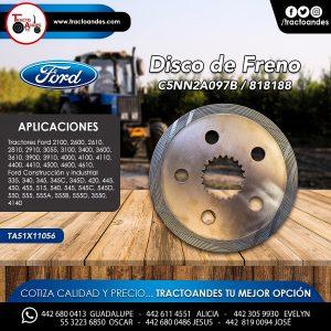 Disco de Freno - C5NN2A097B
