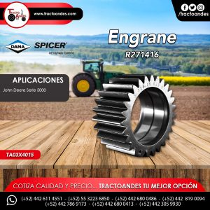 Engrane - R271416