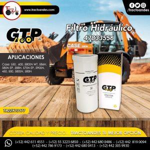 Filtro Hidráulico - 47833556