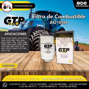 Filtro de Combustible - 84214564