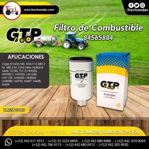 Filtro de Combustible - 84565884