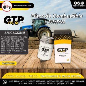 Filtro de Combustible - 84565926