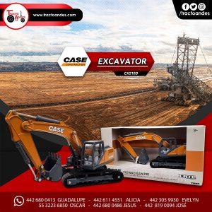 Juguete a escala Excavator - CX210D