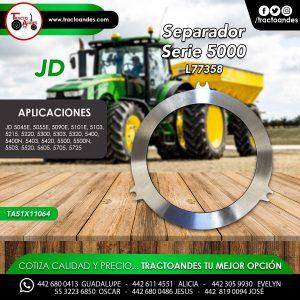 Separador Serie 5000 - L77358