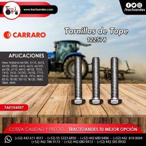 Tornillo de Tope - 122576