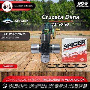 Cruceta Dana - AL160160