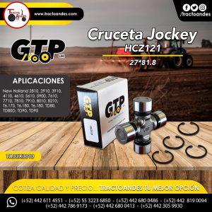 Cruceta Jockey - HCZ121