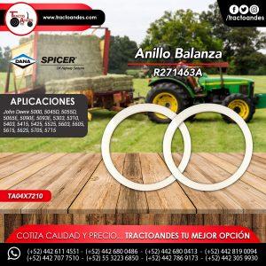 Anillo Balanza - R271463A