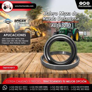 Balero Maza Rueda Delantera - AL161291