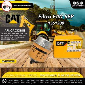 Filtro FW SEP - 1561200