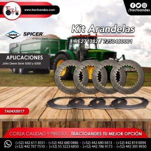 Kit Arandelas - RE271382