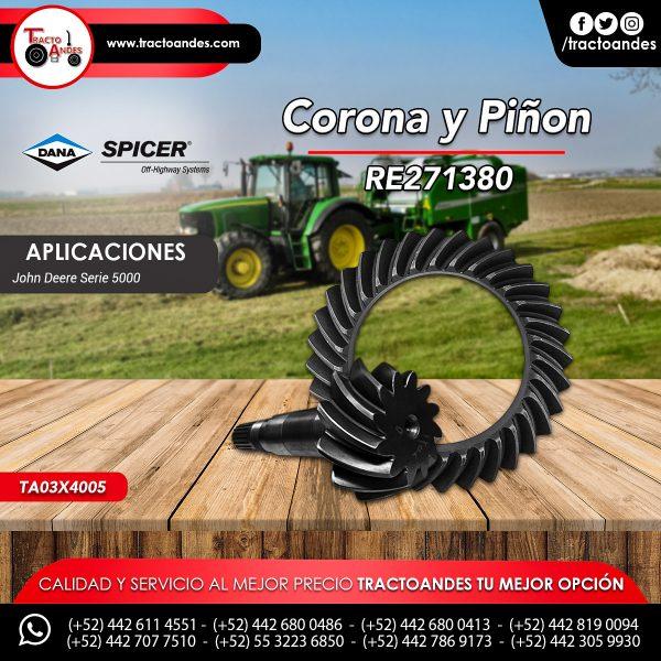 Corona y Piñon - RE271380