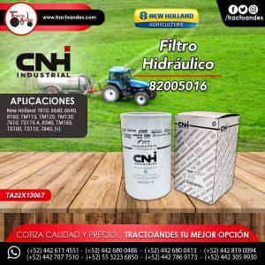 Filtro Hidráulico - 82005016