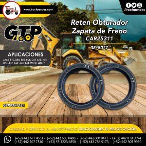Reten Obturador Zapata de Freno - CAR25311
