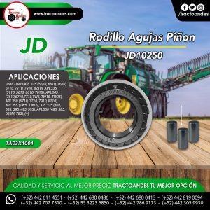 Rodillo Agujas Piñon - JD10250